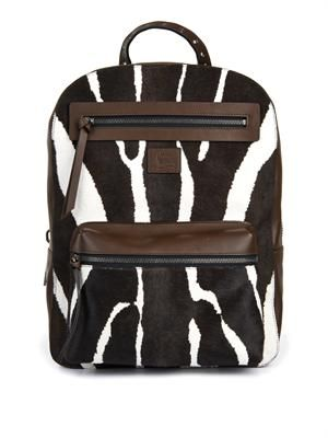 Aliosha calf-hair backpack