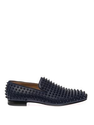 Rollerboy studded loafers