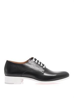 Chorale leather derby shoes