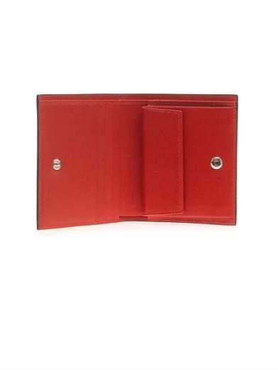 Christian Louboutin Paros Spikes leather wallet