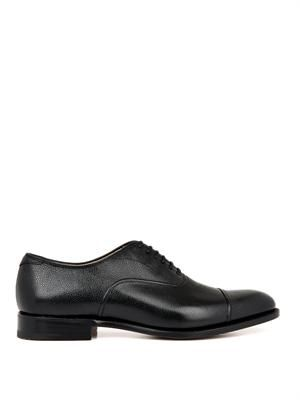 Lanark leather oxford shoes