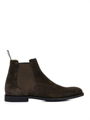 Ely suede chelsea boots