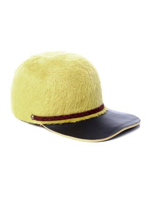 Rabbit jockey hat