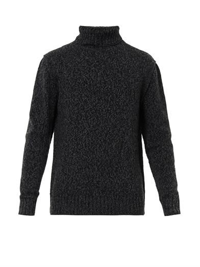 Dolce & Gabbana Cashmere and wool-blend sweater