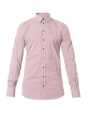 Sicilia-fit striped shirt