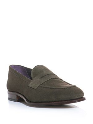 Vetam loafers