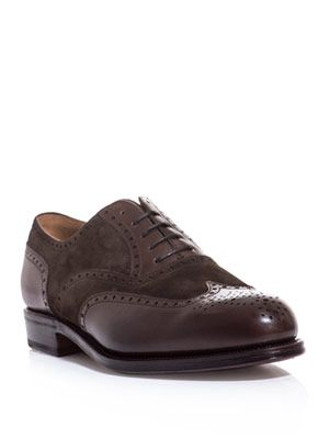 Forest brogues