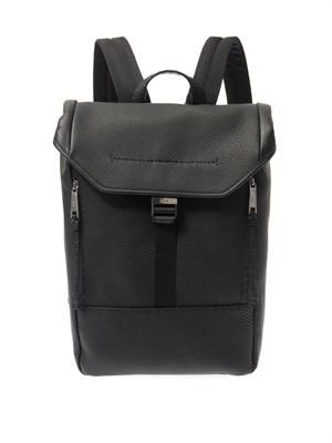 Selleria leather backpack