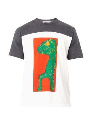 Favaro 1-print T-shirt