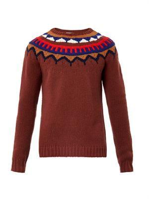 Randell wool sweater