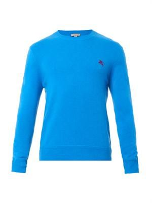 Hennings crew-neck cashmere sweater