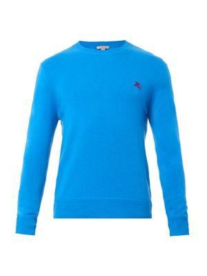 Hennings crew-neck cashmere sweater