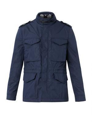 Bretterson nylon field jacket