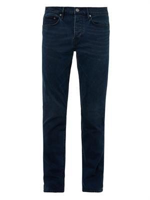 Steadman straight-leg jeans