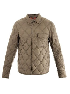 Fulbrook quilted jacket