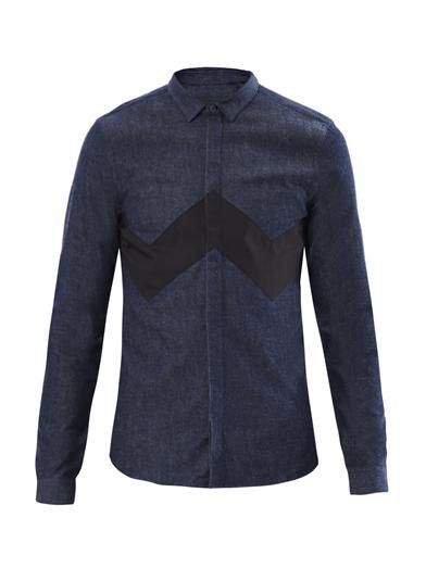 WISHLIST | Burberry Prorsum Indigo Denim Shirt