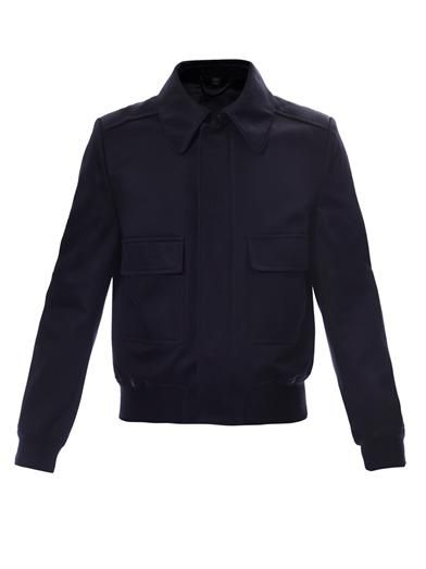 WISHLIST | Burberry Prorsum Cotton sateen bomber jacket