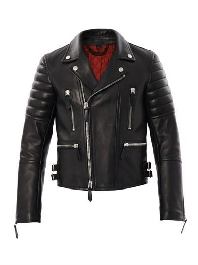 WISHLIST | Burberry Prorsum Leather Biker Jacket