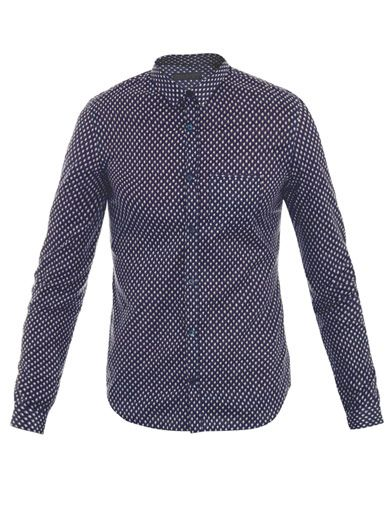 Burberry Prorsum shirt - what to wear for dating - personal shopping/styling men