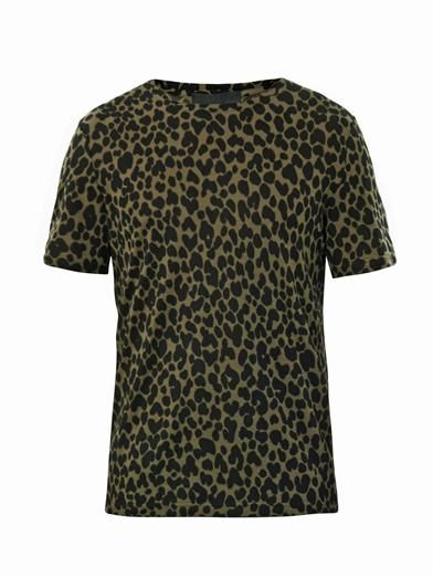 WISHLIST | Burberry Prorsum Animal Print T-shirt
