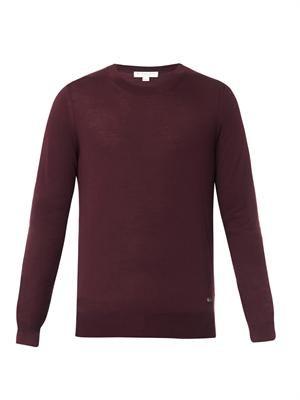 Lydden fine-knit sweater