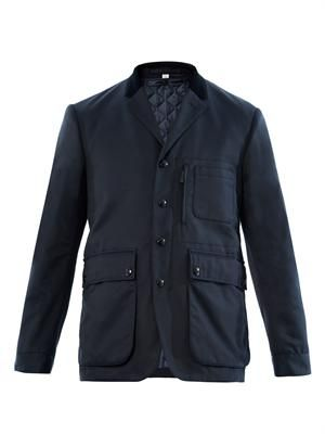 Mogden two-in-one jacket