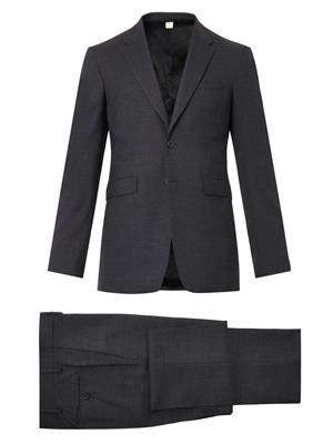 Millbank two-button suit