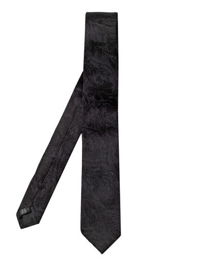 WISHLIST | Dolce and Gabbana Paisley-Print Embroidered Tie