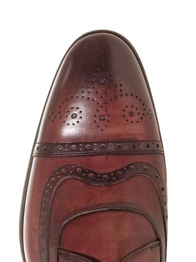 Dolce & Gabbana Portofino leather brogues