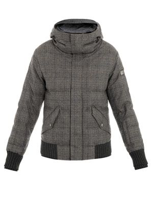 Prince of Wales snow and ski jacket