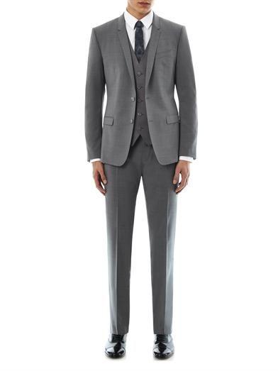 Dolce & Gabbana Gold-Fit five-button waistcoat