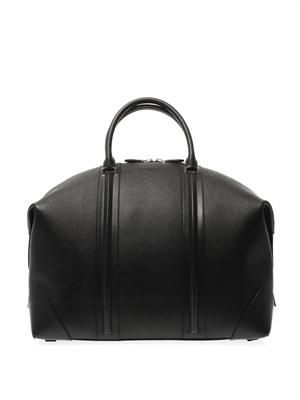 24 Hours leather bag