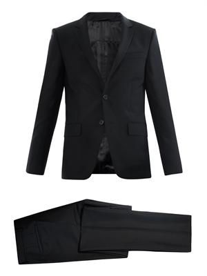 Drop 8 single-breasted suit