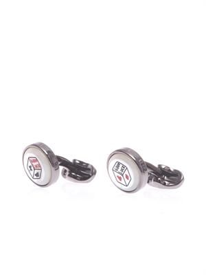 Lucky Dice Mother-of-Pearl cufflinks