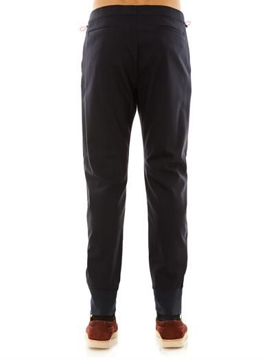 Paul Smith Stretch wool tailored trousers