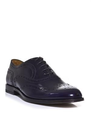 Jacob leather brogues