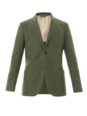 Dylan 60s two-button blazer