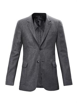Palma two button cashmere jacket