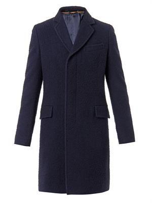 Casentino wool coat