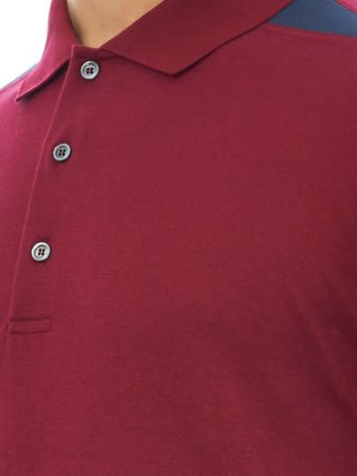Gucci Contrast-shoulder polo shirt