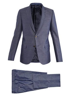Monaco single-breasted suit
