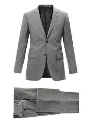 Brera two button suit