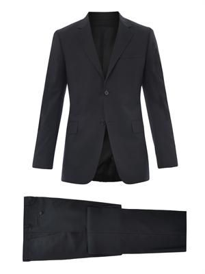 Brera wool suit