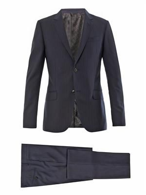 Monaco notch-lapel suit