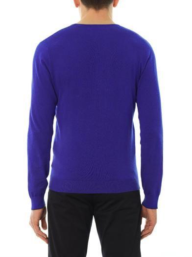 Paul Smith London Cotton-knit sweater