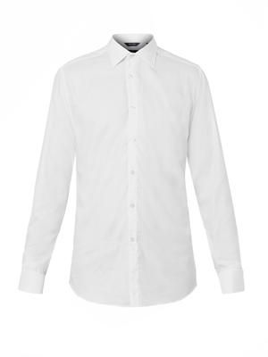 Westbourne double-cuff shirt