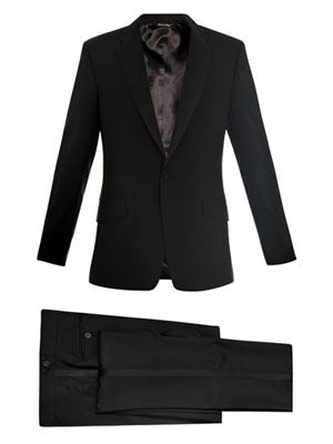 Byard slim dinner suit