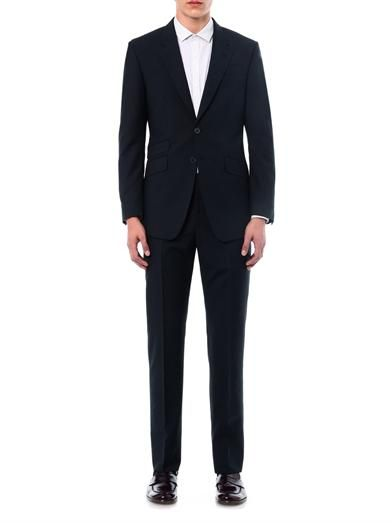Paul Smith London Westbourne single-breasted suit