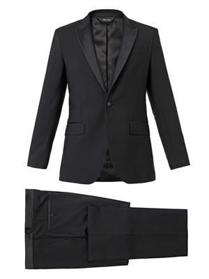 Byard peak-lapel dinner suit