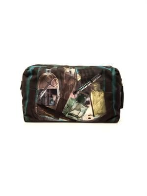 Contents X-ray print wash bag
